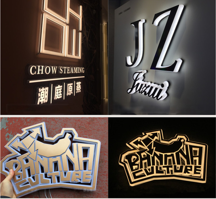 Custom Lighted Signs