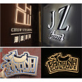 3D Solid Mini Acrylic LED Letters для рекламы магазина