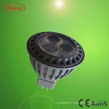 Projecteur à LED MR16 3W (3030 puce LED)