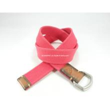 Fashion Canvas Belt for Women (EUBL0523-35)