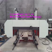 Large Wood Bandsaw Horizontal Sawmill Wood Machine