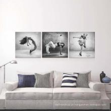 Custom Custom Inkjet Custom Painting Abstrato