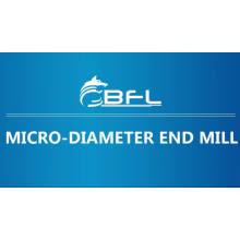 Покрытие BFL- 2016 Микро фрезерный конец Концевая фреза Тип карбид вольфрама