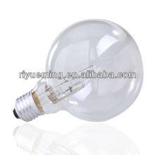 Lampe halogène à économie d'énergie G80 Ampoule à intensité variable