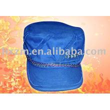 military fashion cap