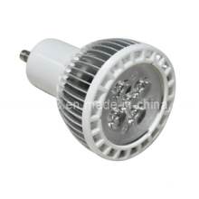 Fin Design 5W LED Bulb Light GU10