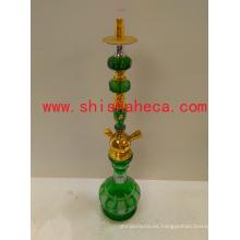 Tubo de fumar Nargile de alta calidad del estilo de Taft Cachimba de Shisha