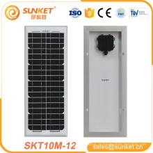 лучшая цена 10 Вт панели солнечных батарей мини модуль панели солнечных батарей с TUV и CE