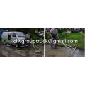 Changan Small High Pressure Washer Truck