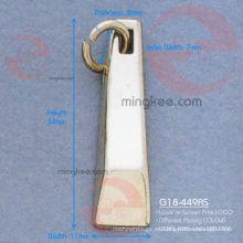 Trapezium Zipper Puller / Slider (G18-449AS)