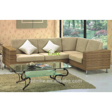 DE-(65) simple design modern corner sofa set designs and prices