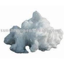 Fibra de grampo viscosa retardante de chamas