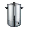 stainless steel commercial electric water urn