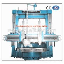 Torno vertical de coluna dupla CNC