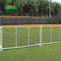 Galvanized+Temporary+fencing+for+security
