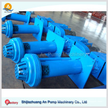 Wear Resistant Submersible Vertical Slurry Pump