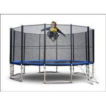 2016 Trampolín 14FT Popular con Escalera
