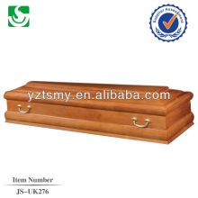 Cercueil de fournisseur chinois vente directe européen de haute qualité