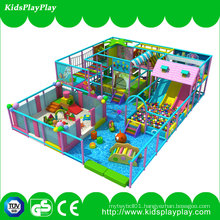 Commercial Used Plastic Amusement Rides Soft Indoor Playground for Kids