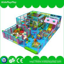 Многофункциональная детская игровая площадка для детей с дизайном (KP-1220)