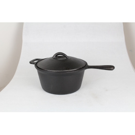 Cast Iron Pot Dengan Handles