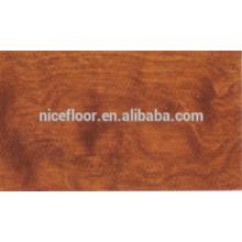 China Revestimento de madeira de várias camadas de vidoeiro piso de madeira engenharia