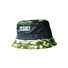 100% Cotton Wild Outdoor Camo Military Bucket Hat (U0044B/46)