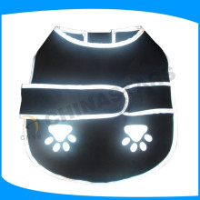 Porzellan atmungsaktive, schwarze, warme Hi-Hunde-Mantel