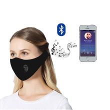 Mascarilla Bluetooth con auriculares inalámbricos Bluetooth