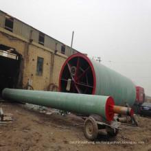 Molde de alta calidad de la pipa de Mandril FRP del tubo de GRP de la fábrica al por mayor de la alta calidad