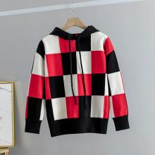 Вязаные шерстяные свитера с длинным рукавом OEM