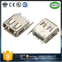 Fbusba2-112 RJ45 Mini-USB-Anschluss USB B-Typ-Anschluss Dual-USB-Anschluss (FBELE)