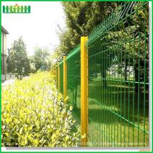 Vente chaude de clôture en treillis métallique soudé de haute qualité pour la maison