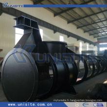 Tuyau de chargement en acier résistant à l'usure pour la dragueur (USC-4-009)