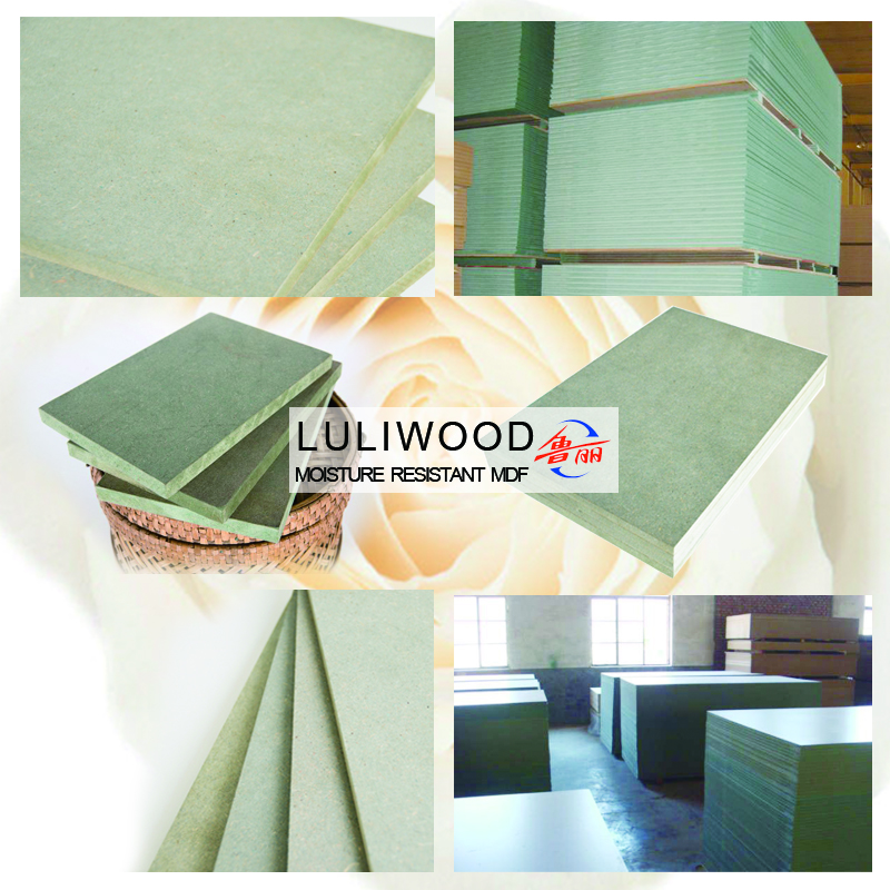 luliwood waterproof water resistant mdf board of sally