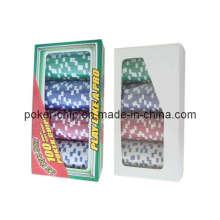 Чип для покера 100PCS в подарочной коробке (SY-S04)