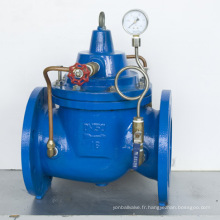 Valve de maintien du fournisseur d'eau (SL500-X)