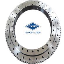 Однорядный четырехточечный контактный подшипник поворотной шайбы Vsa200544n