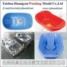 plastic commodity baby bath injection mould/plastic mould for baby bath tub