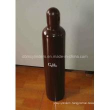 8L Acetylene Cylinder (Seamless Steel)