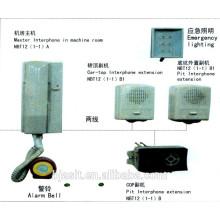 Elevador de emergência para peças sobressalentes elevador