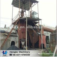 gaseificador de biomassa industrial / dois encenam carvão gaseificador BV inspeção