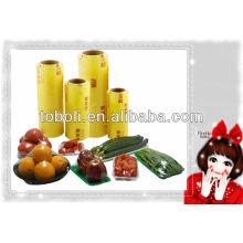 manufacturer of food grade PVC cling film