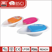 popular plastic sieve, colander, cutting board