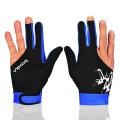 Custom Microfiber Billiards Gloves