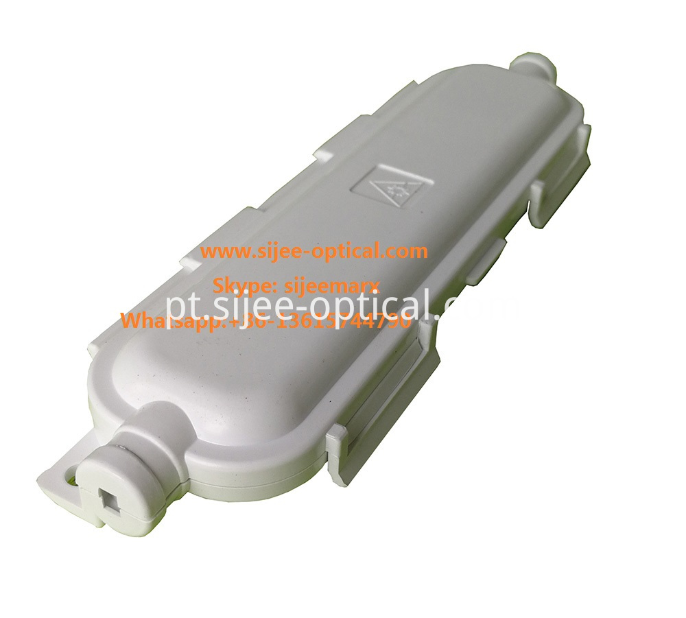 fiber optic cable protection sleeve fusion junction box