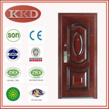 Residential Anti-theft Steel Door KKD-337 for Egypt