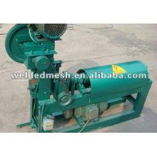 Enderezamiento de alambre de acero automático y máquina de corte