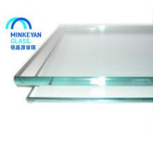verre trempé clair de haute qualité pour la piscine