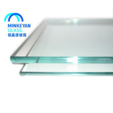 high quality clear tempered glass for swimming pool